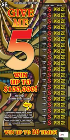 Colorado Lottery