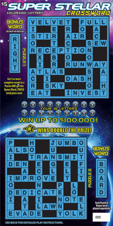 Super Stellar Crossword