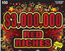 $3.000.000 Red Riches