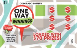 One Way Winning$