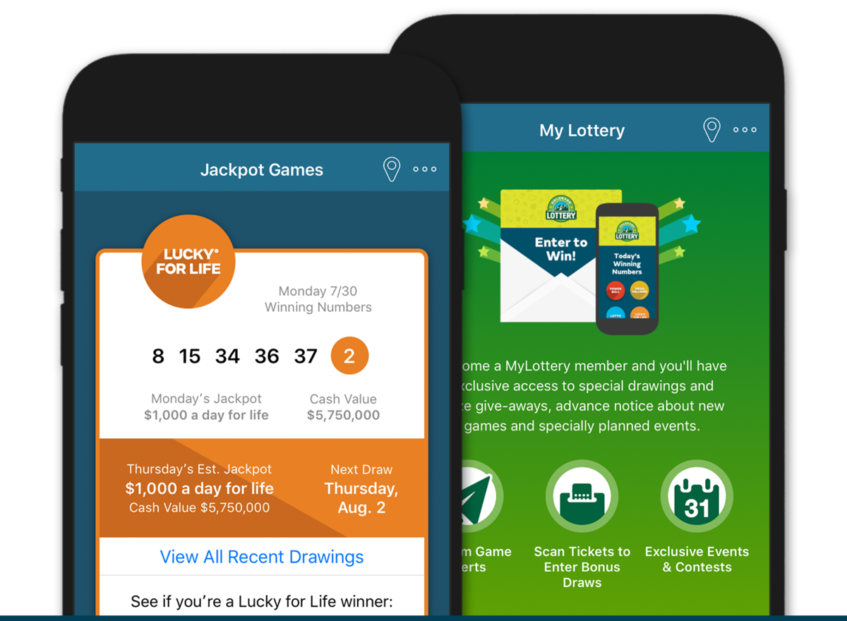 Mobile App | Colorado Lottery