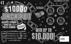 $10,000 Jackpot