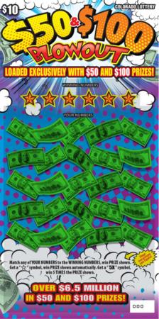 $50 & $100 Blowout