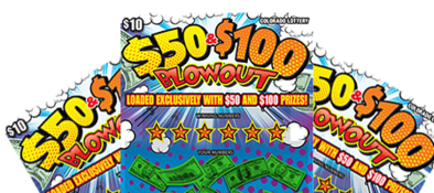 $50 & $100 Blowout