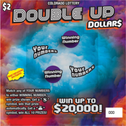 Double Up Dollars