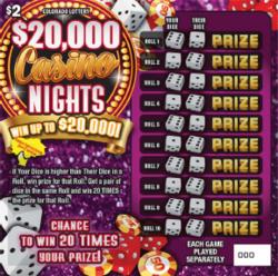 $20,000 Casino Nights
