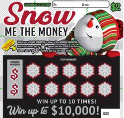Snow Me The Money