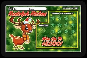 Rudolph Riches ticket
