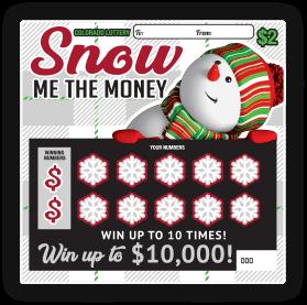 snow me the money ticket